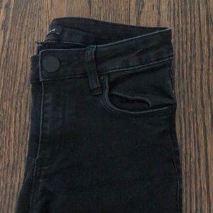 STS Blue Black Jeans